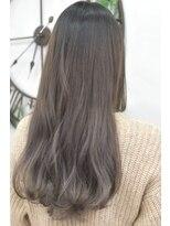 ヘアーサロン エール 原宿(hair salon ailes)(ailes原宿)style282 デザインカラー☆グレイアッシュ