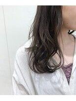 モリオフロムロンドン 大宮店(morio from London)【morio坪井】ゆるふわロブ×ミルクティグレージュ
