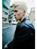 【ASSORT】Skin fade white color