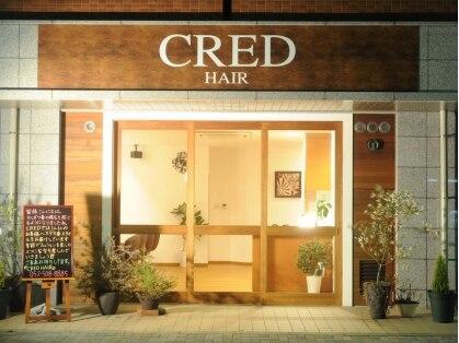 クレドヘアー(CRED HAIR)の写真