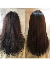 【今話題の新メニュー★】髪質改善トリートメントって?幅広いお悩みに対応♪ツヤ髪づくり始めませんか??