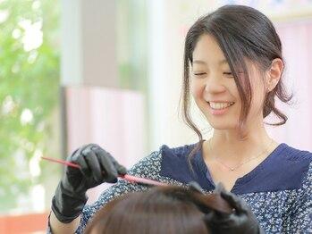 カットルームカラー 旗の台店の写真/どなたでもリタッチカラー¥1900&カット+フルカラー¥3900!白髪染め~ファッションカラーまで全てOK!!