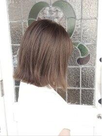 ローグ ヘアー 金町店(Rogue HAIR)ローグヘアー 金町【高 和宏】デザインカラー外ハネ前下がりボブ