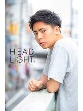フローレス バイ ヘッドライト 三鷹店(hair flores by HEADLIGHT)黒髪アップバングショート