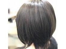ヘアープラント(HAIR PLANT)の雰囲気(カラーで柔らかい表情に)