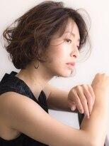 シアアオヤマ 表参道青山(SHEA aoyama)新しい白髪染めのデザイン 明るい白髪染め