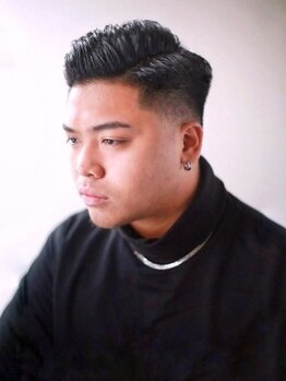 オムヘアー (HOMME HAIR)の写真/【最終受付20時まで】当日予約OK!【カット+シャンプー¥3850~】
