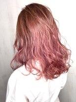 ソース ヘア アトリエ(Source hair atelier)【SOURCE】エアタッチチェリーピンク