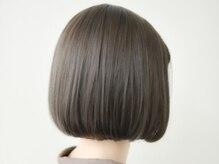 【ショートヘアにもおすすめ】短い髪でゼロアルカリ美髪ストレートをかけるメリットは何??
