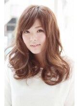 アンテナ ヘアリゾート 白金台店(ANTEnNA HairResort)ヌーディなほつれパーマ