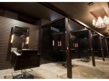 ラバーズコート 北堀江店(Lovers Coat)の雰囲気(個室空間でソファタイプのチェアなので施術中も疲れない♪)