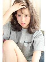 メルバイフェリア(mel by FERIA)mel...髪がキレイに見える♪色っぽ*ヌーディーカラー