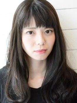 カルマ ヘアー(calma hair)の写真/気になる癖やうねりも解消へ☆自然で柔らかな仕上がりのナチュラルストレートで手触りの良い美しい艶髪に!