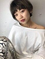 クリアーオブヘアー 栄南店(CLEAR of hair)【CLEAR】小顔マッシュショート☆ stylist FUKUI