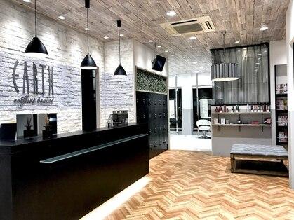 アース コアフュールボーテ 新潟紫竹山店(EARTH coiffure beaute)の写真