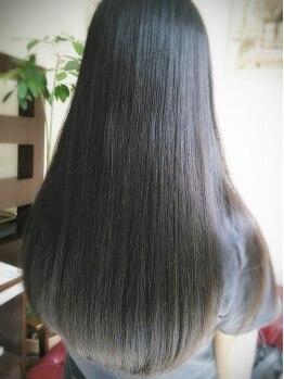 プロデュースドバイエデン(produced by EDEN)の写真/【柏】自分の髪質が好きになれる♪どんな髪の悩みも応えられるようEDENでは沢山のトリートメントをご用意☆