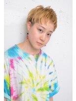 クリアーオブヘアー 栄南店(CLEAR of hair)【CLEAR】サイド刈り上げのベリーショート