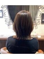 髪質改善ヘアエステ アリュール(allure)髪質改善&外ハネボブ 【新宿 髪質改善 allure】