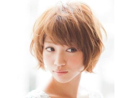 ヘア アート イーズ(hair art EAZE)の写真
