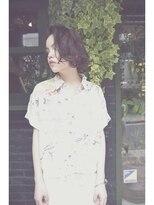 """バルーンヘアー(BALLOON HAIR)BALLOONHAIR 2015 Summer """"Sun Light"""" Collection curl BOB"""