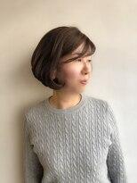 ラトリエコンタン(L´atelier Content)【L`atelier Content YUMI】ラウンドボブ