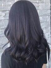 アールトゥーヘアー(art To Hair)暗めパープルブラウン