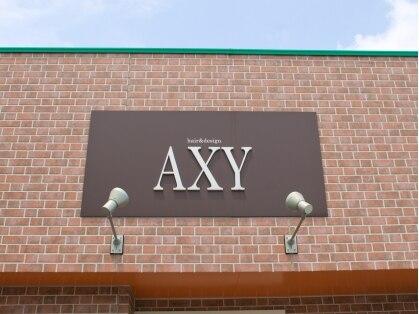 ヘアーアンドデザイン アクシー(hair&design AXY)の写真