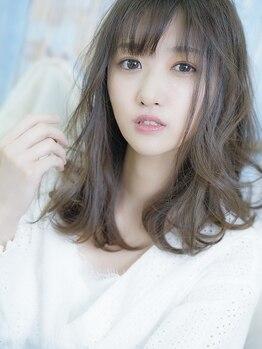 カシータ(casita)の写真/[超敏感肌専用カラーメニュー]ノンジアミンカラーによる白髪染め♪オーガニックカラー多数ご用意あります♪