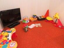 マイ ビューティー メンバーシップ サロン(MAI BEAUTY membership salon)の雰囲気(現在コロナ対策によりキッズルームのおもちゃは撤退しております)