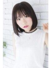 アジールヘア 池袋東口店(agir hair)王道ボブ~セミウェットな質感~【池袋】