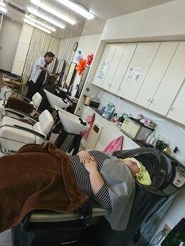 パームス 下吉田店の写真/経験のあるスタッフが揃っています!おしゃべりが好きな人達ばかりです!