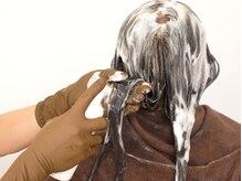 シグネット 与野店(signet)の雰囲気(髪質や状態にあった高品質の薬剤や栄養分を最適なバランスで調合)