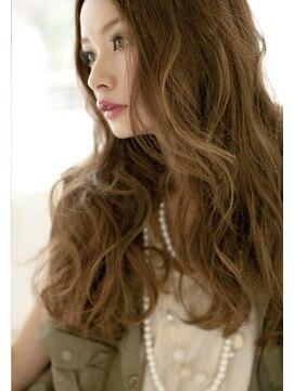 ティモーネ(Timone)女子力アップの巻き髪風パーマ