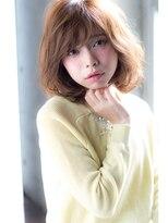 リノ バイ ユーレルム 吉祥寺(Lino by U REALM)【LinobyU-REALM】大人色っぽホイップウェーブボブ