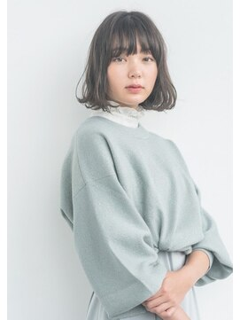 モッズ ヘア 目黒店(mod's hair)秋冬ボブ【ALIX】