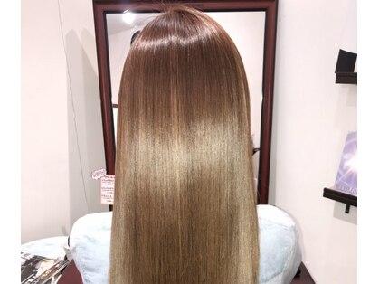 ヘアーアンドメイク ジズー(hair&make zizou)の写真