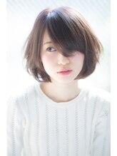 ティグルフォーヘア(TIGRE for hair)ふんわり可愛い☆小顔 ショートボブ