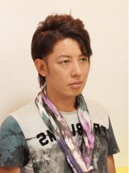 ヘアーブティック ファン(hair boutique FAN)の写真/《箱崎駅・徒歩3分》【カット+プチSpa¥4320!!】お仕事帰りでも大丈夫♪《FAN》クールでカッコよくキマる!!