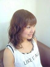 ナナマルヘアー(nanamaru hair)ふわふわニュアンスパーマ