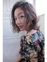 ★scene Rita★外国人風3Dカラー【前田茜】