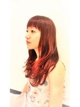 ヒーリングヘアーサロン コー(Healing Hair Salon Koo)☆ピンク・グラデーション☆