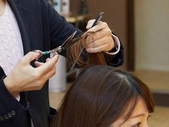 ビューティーガーデン エナジーの写真/【髪が多い・クセ毛にお困りの方に】特許取得のカット技術で、今までにない扱いやすさを♪