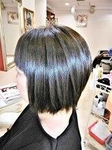 デザインヘアーピアジェ 八木店(DESIGN HAIR PIAGET)☆キララ3Dハイライト&透明感ダークカラー&キララTR☆大人美