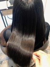 ネオリーブアオバ 高田馬場店(Neolive aoba)髪質改善・酸熱トリートメント 回数重ねるごとに◎