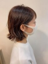 ネオヘアー 東向島店(NEO Hair)ミディアム外ハネボブ