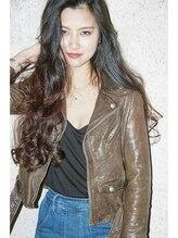 ルチア ヘア プリュイ 心斎橋南船場店(Lucia hair pluie)effortless chic long