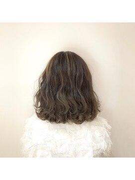 ネオヘアー 曳舟店(NEO Hair)大人外ハネミディ(曳舟)