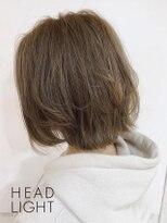 フローレス バイ ヘッドライト 三鷹店(hair flores by HEADLIGHT)ベージュ×ショートボブ_SP20210204