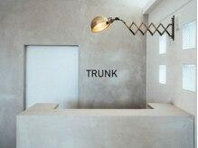 ヘアーサロン トランク(TRUNK)