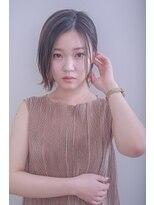ロアール 上小田井(LOAOL KAMIOTAI)ショートバレイヤージュ